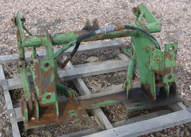 Used - tractor 3pt. unit