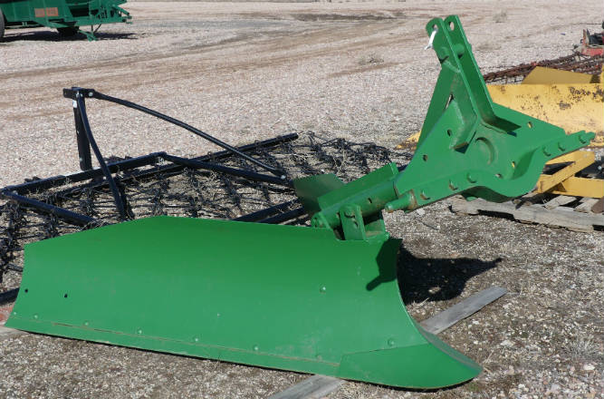 Used - John Deere 3 point ditcher